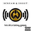 william britney spears-scream shout