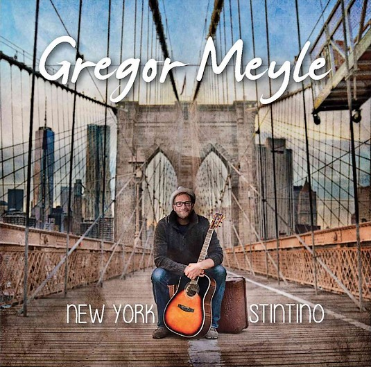 Gregor Meyle – New York-Stintino