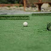 Minigolf in Meran