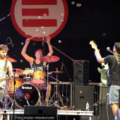 White Chocolate bei Music Aid Emergency & Los Quinchos in Meran – Fotos