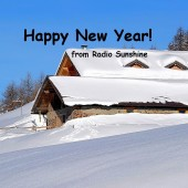 Mega Sunshine´s New Year's Eve Night on the Radio with TOP Deejays – Start: 15pm – Silvesterparty