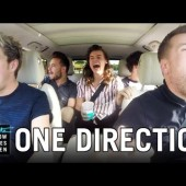 One Direction – Carpool Karaoke – Video