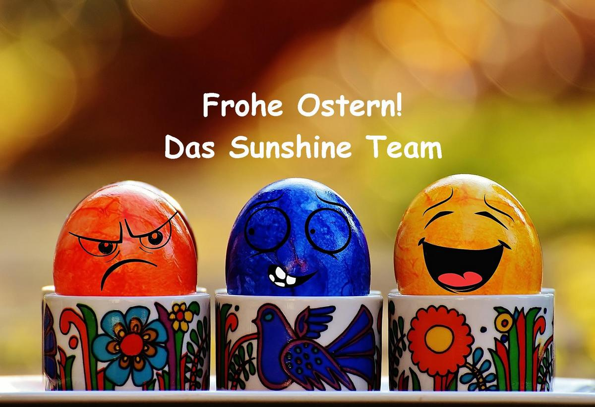 Frohe Ostern 2016_