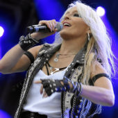 Doro beim Alpen-Flair 2016 in Natz/Schabs – Fotos