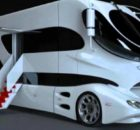 The most luxurious motorhome in the world – eleMMent Palazzo
