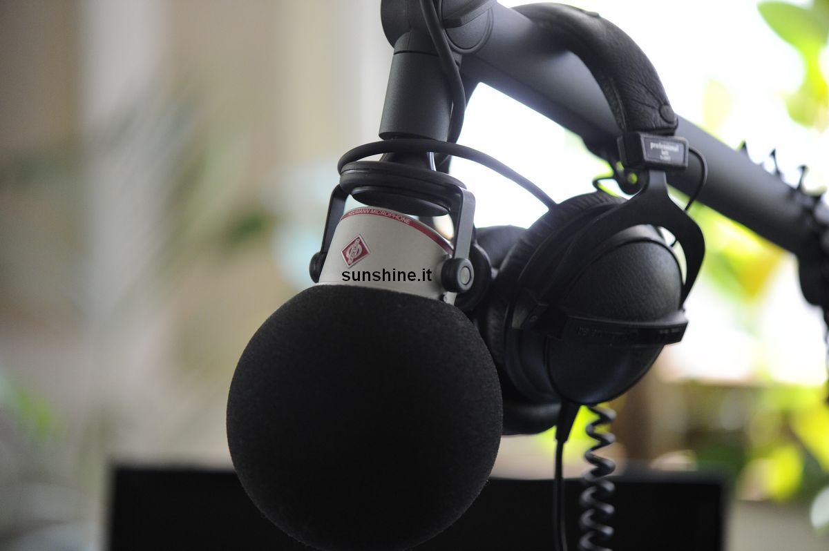 Radio Sunshine Studio