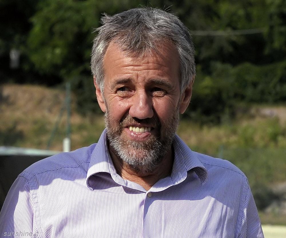 Buergermeister Paul Roesch