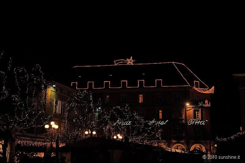 Weihnachten 2010 in Bozen