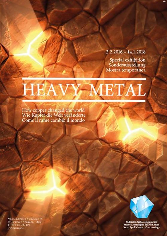 Sonderausstellung HEAVY METAL – Wie Kupfer die Welt veraenderte