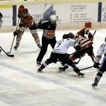 Eishockey Serie B Meran Junior Pergine 004
