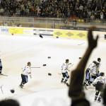 Eishockey Serie B Meran Junior Pergine 043