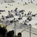Eishockey Serie B Meran Junior Pergine 051