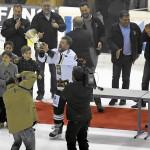 Eishockey Serie B Meran Junior Pergine 057