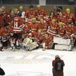 Eishockey Serie B Meran Junior Pergine 059