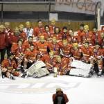 Eishockey Serie B Meran Junior Pergine 060