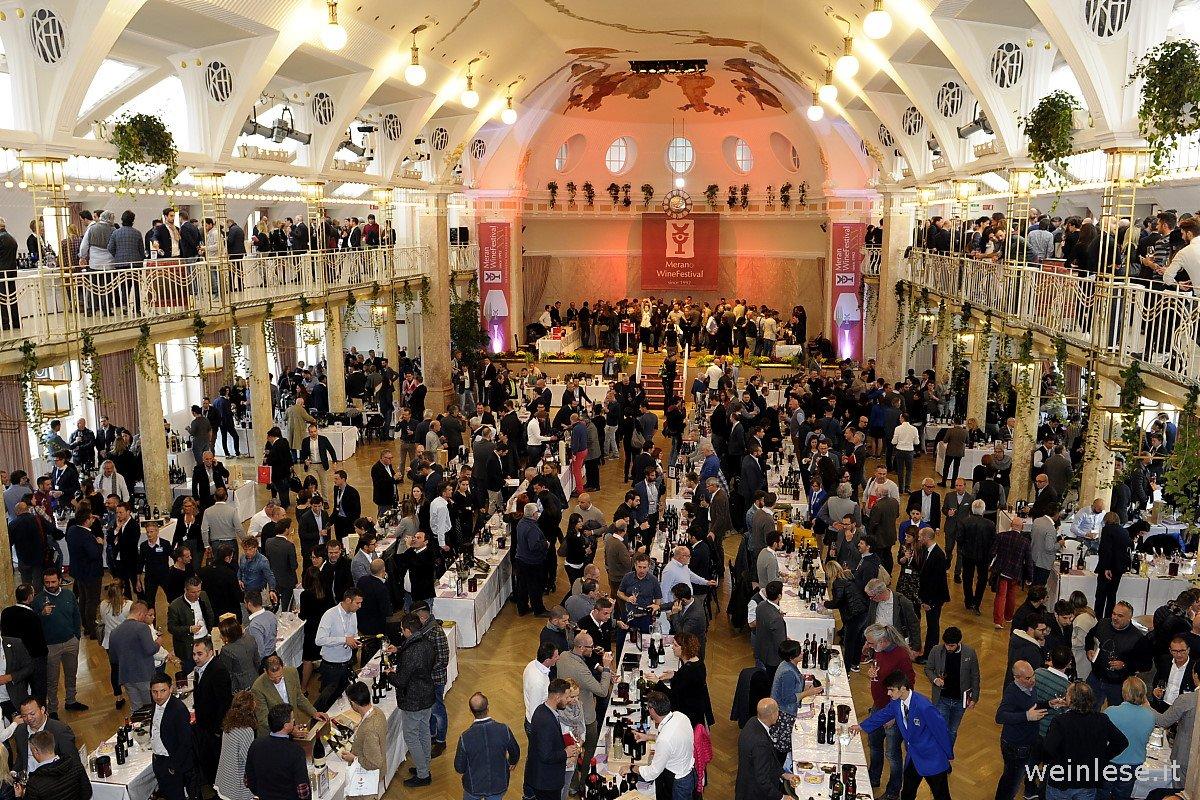 Qualität auf höchstem Niveau – das Meran/o WineFestival – Interview mit Helmut Köcher – Audio