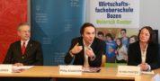 Handelskammer und Bildungsressort bringen Schule und Wirtschaft näher zusammen