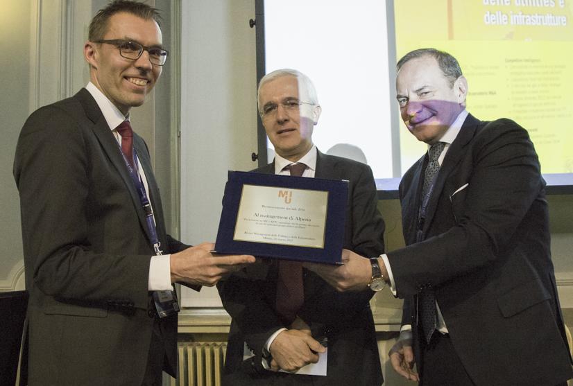 Auszeichnung Alperia