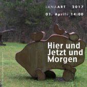Skulpturenausstellung – HIER und JETZT und MORGEN