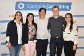 Vollversammlung des Südtiroler Jugendrings: Martina De Zordo als Vorsitzende bestätigt