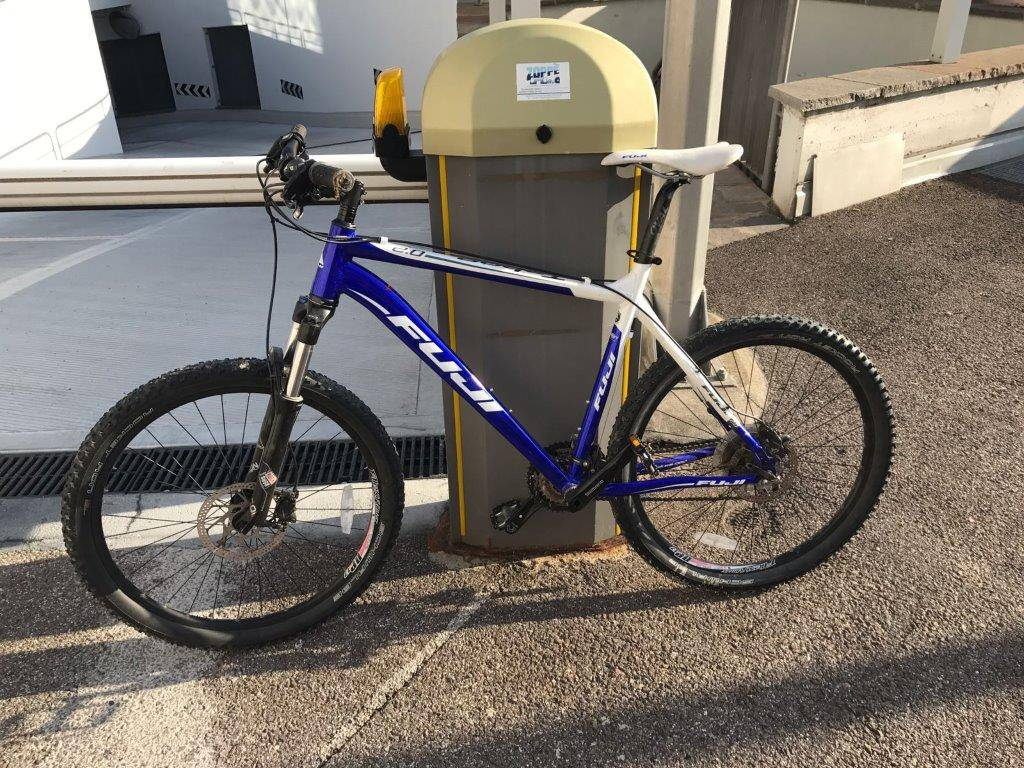 IMG bici ritrovata