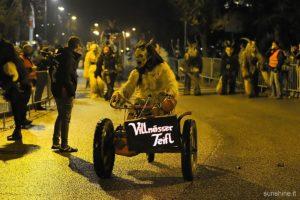 NIGHT of HELL 2017 Krampuslauf in Lana 043