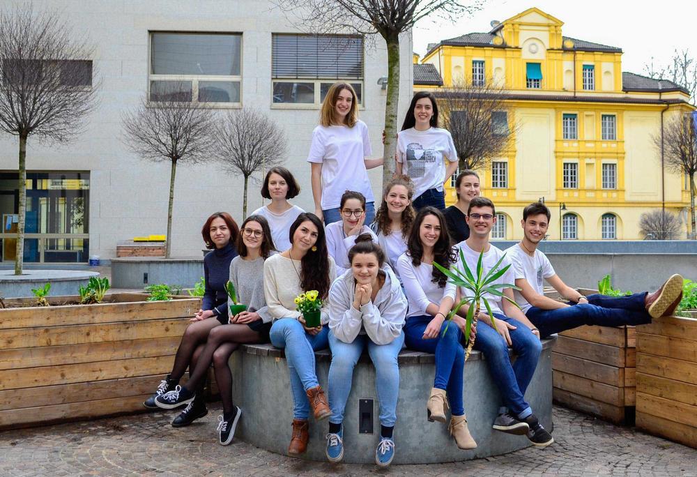 Team communication des2 unibz Sustainability Festival