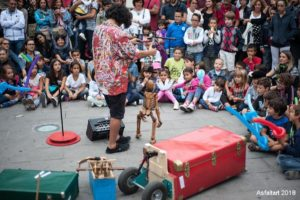The Gipsy Marionettist