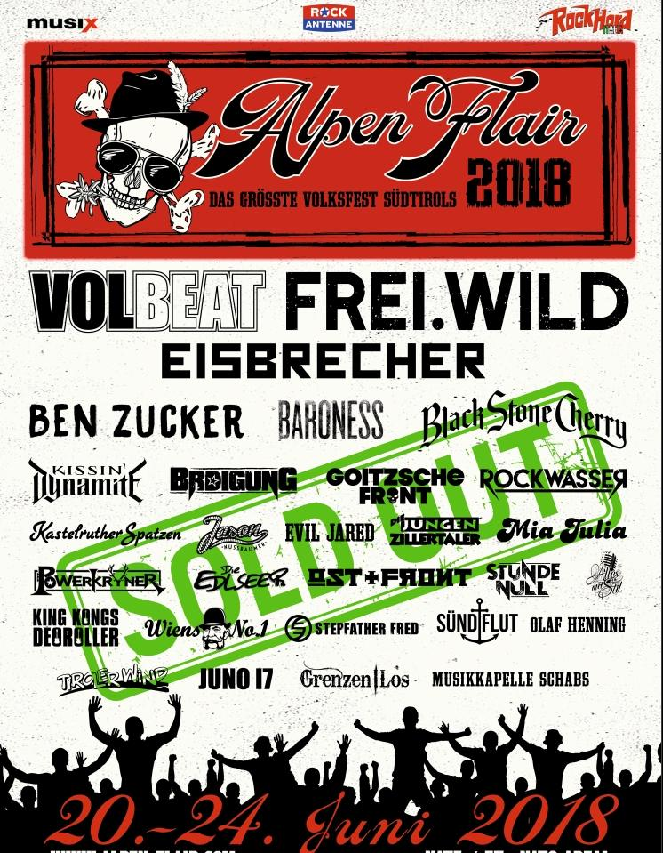 Alpenflair soldout