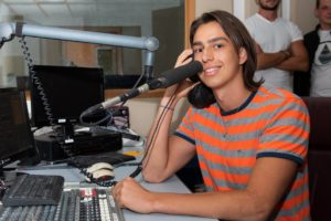 Mister Casting bei Radio Sunshine 04