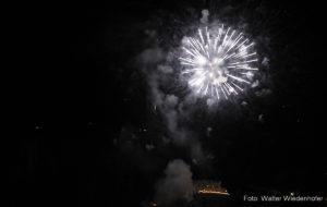 Silvester Feuerwerk Schloss Braunsberg Lana 10