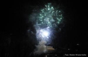 Silvester Feuerwerk Schloss Braunsberg Lana 12