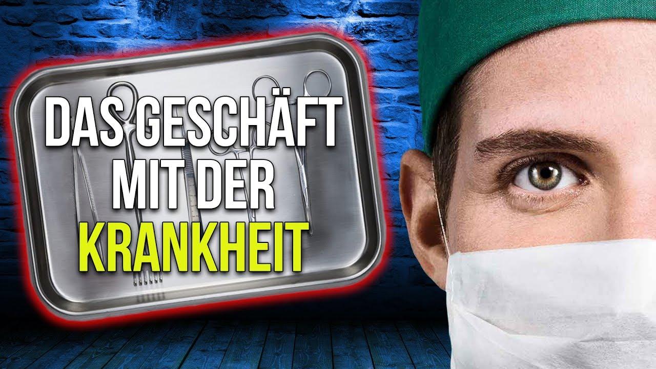 Dr. Gerd Reuther: Das Geschäft mit der Krankheit – Video