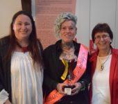 Kulturzeit: Die IchFrau des Jahres und eine Premiere bei der Volksbühne Lana