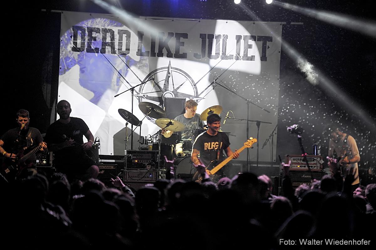 Dead Like Juliet 8