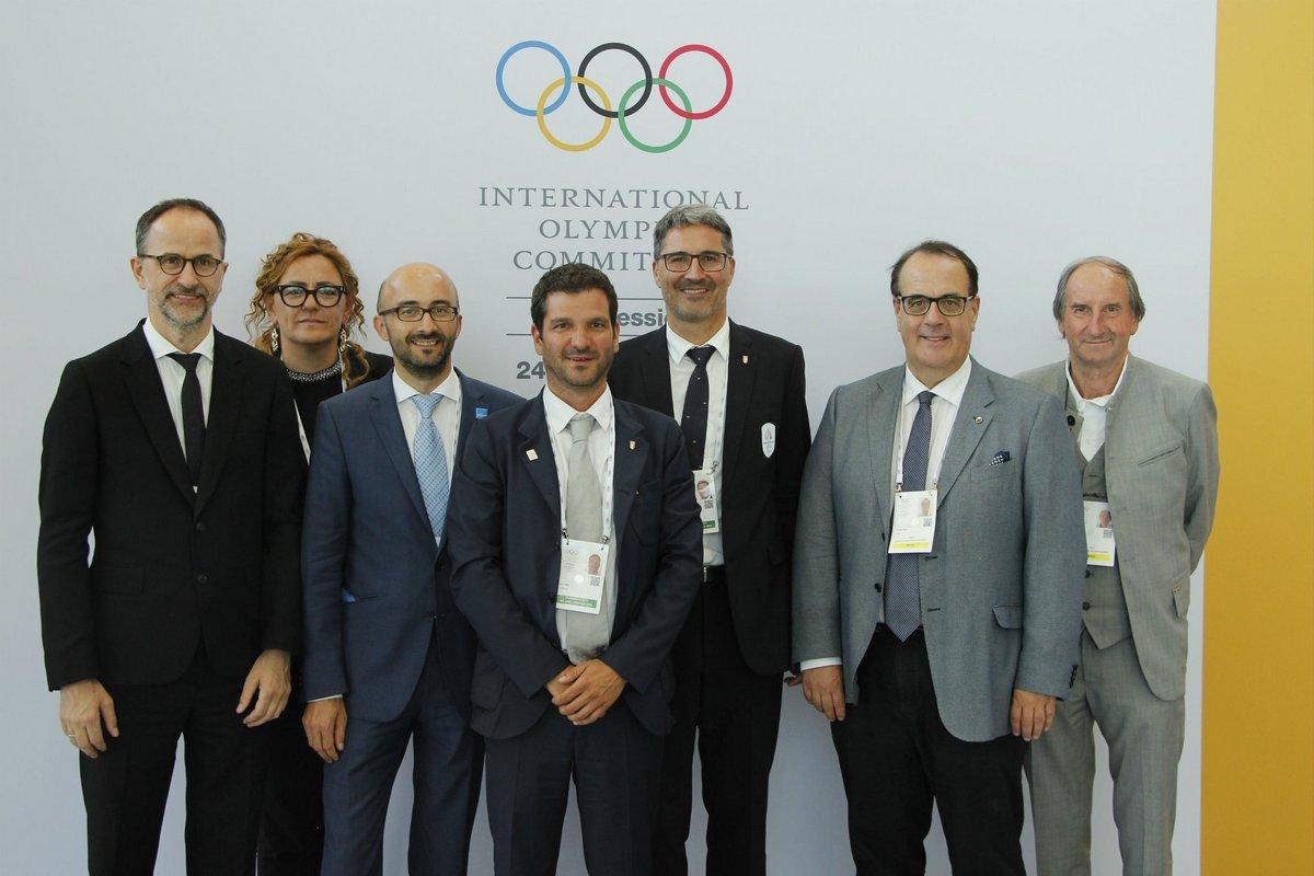 Olympische Spiele 2026