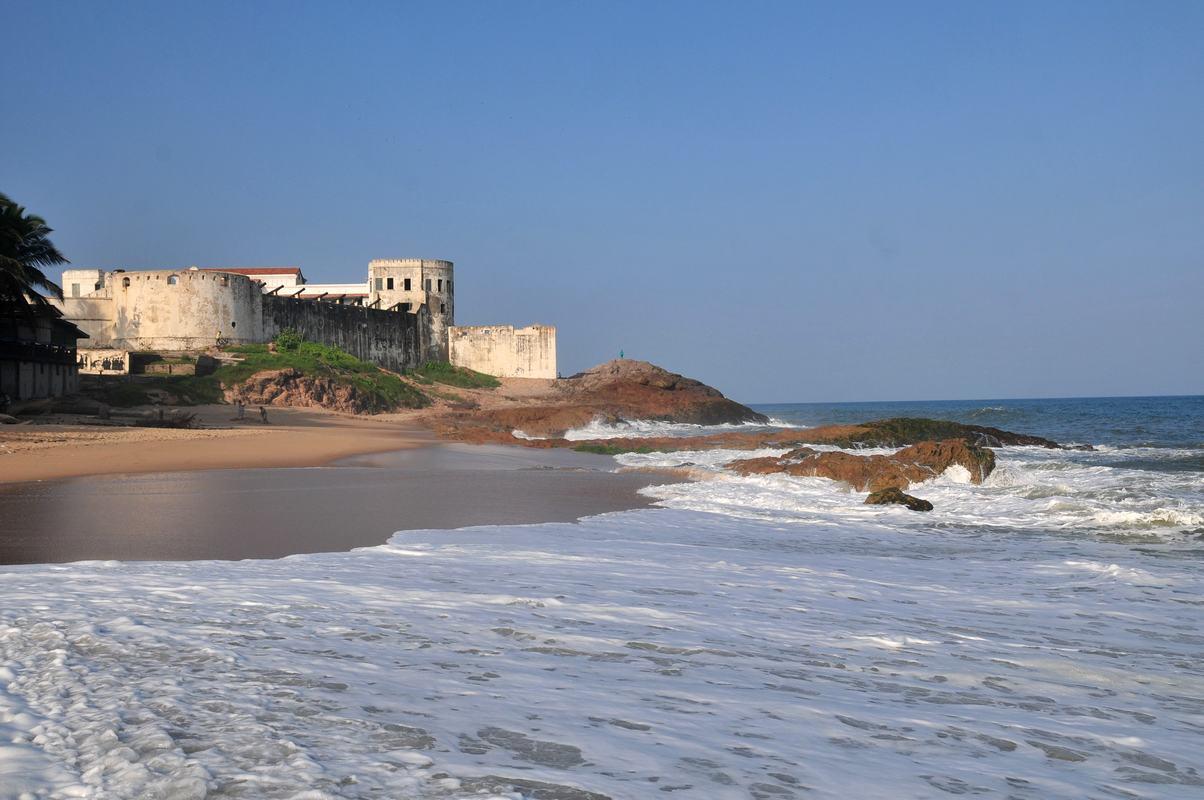 1 Cape Coast Castle Ghana