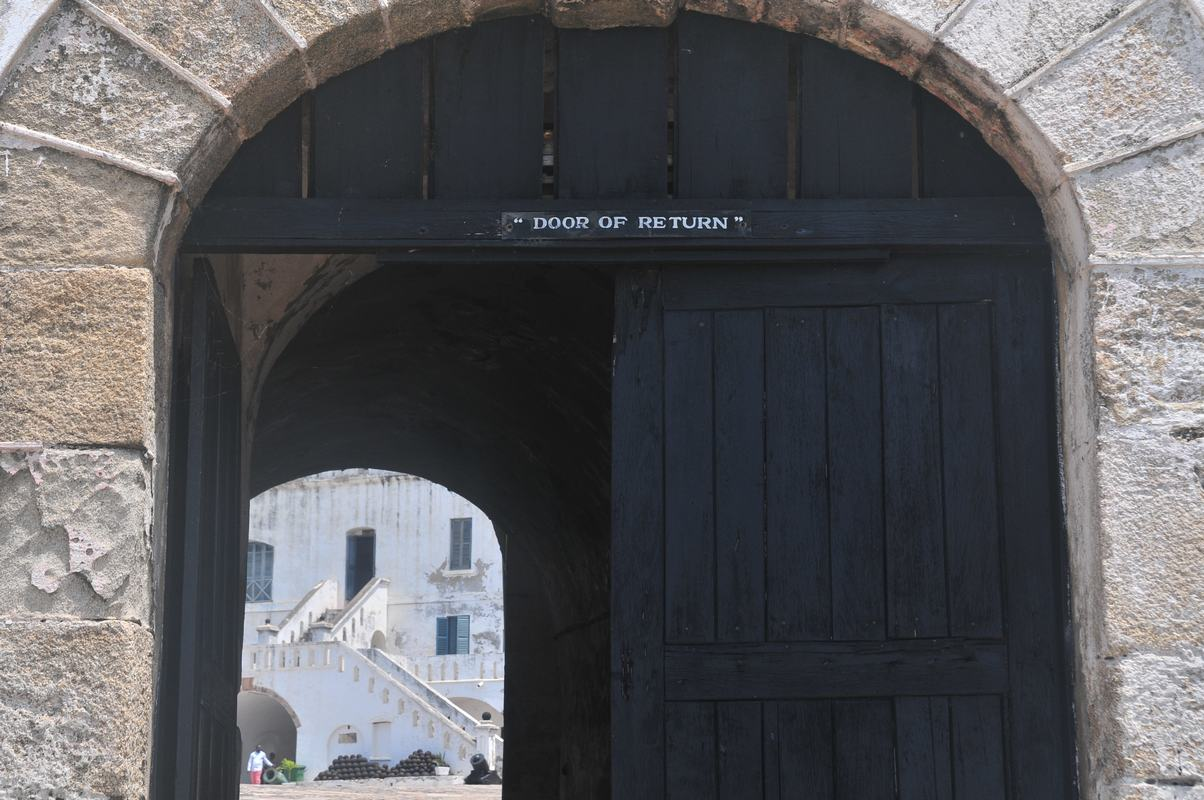 2 Cape Coast Castle Door of return