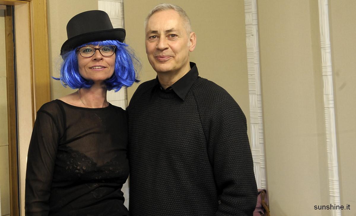 Barbara Bonmann und Thorsten Schilling