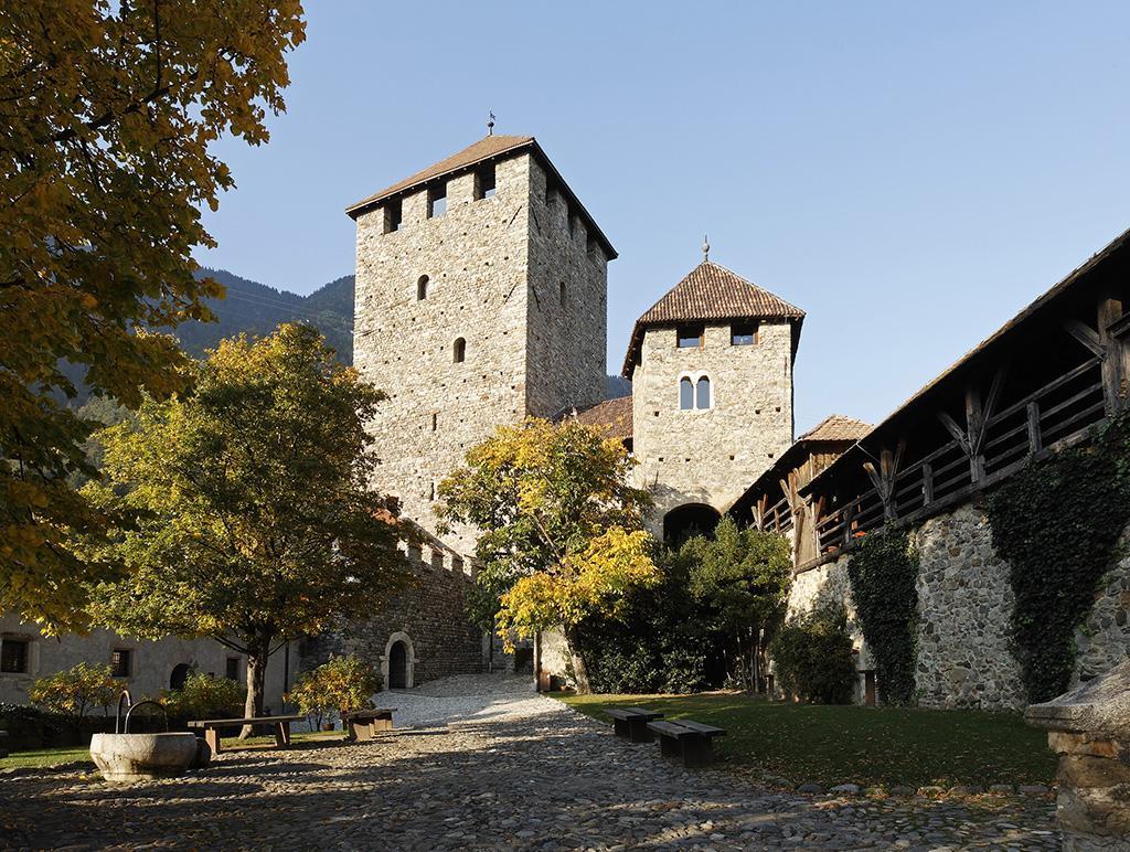 Schloss Tirol Foto Heinrich Hermes