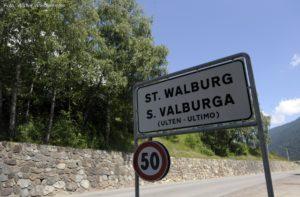 Seeweg St Walburg Ulten 001