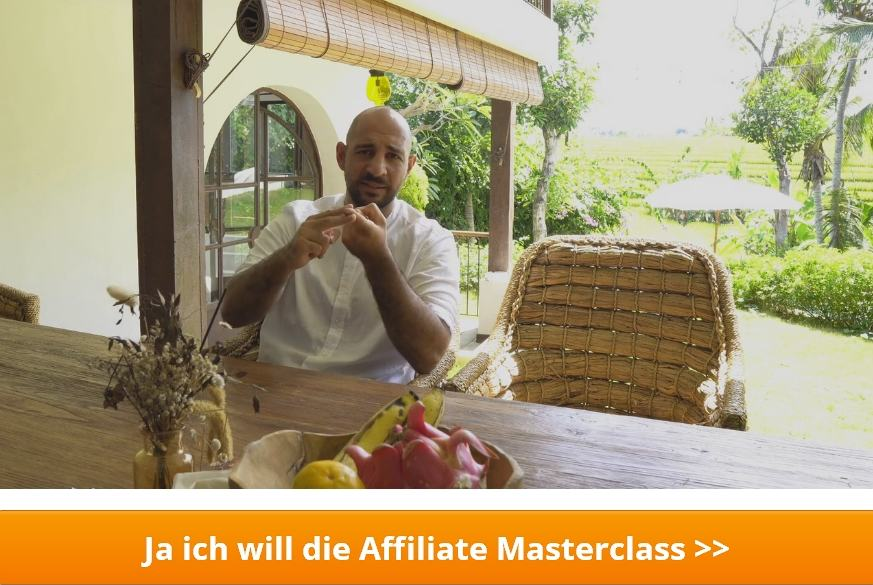 Affiliate Masterclass