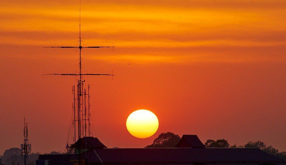 Sender Antennen