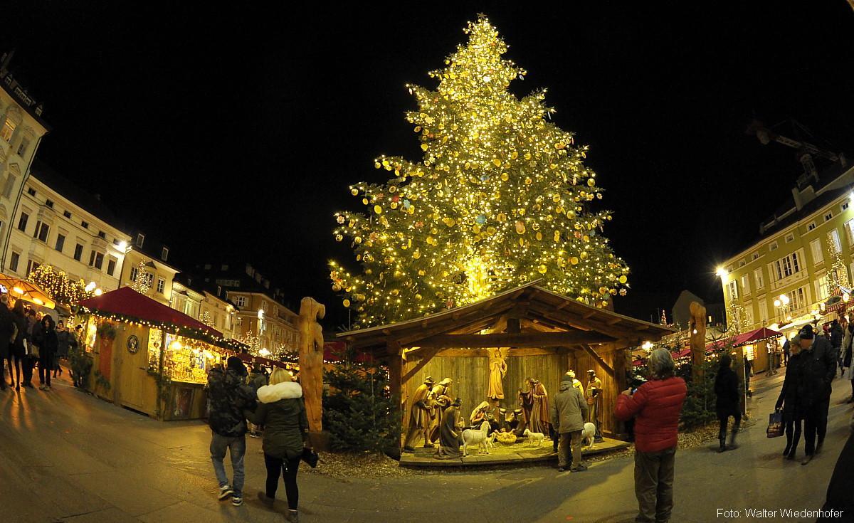 Weihnachtsmarkt Bozen Christkindlmarkt