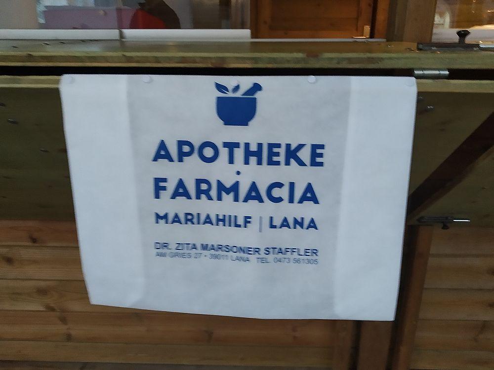 Corona Antigen Schneltest Lana Apotheke Maria Hilf 05