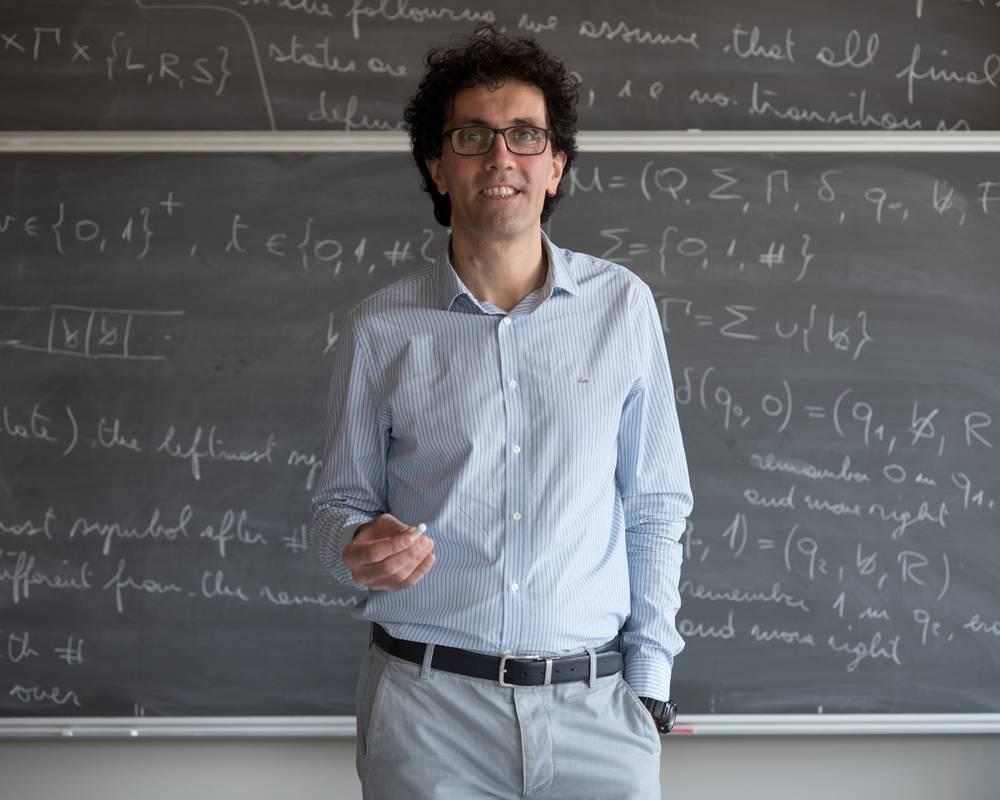 Prof Diego Calvanese 2020