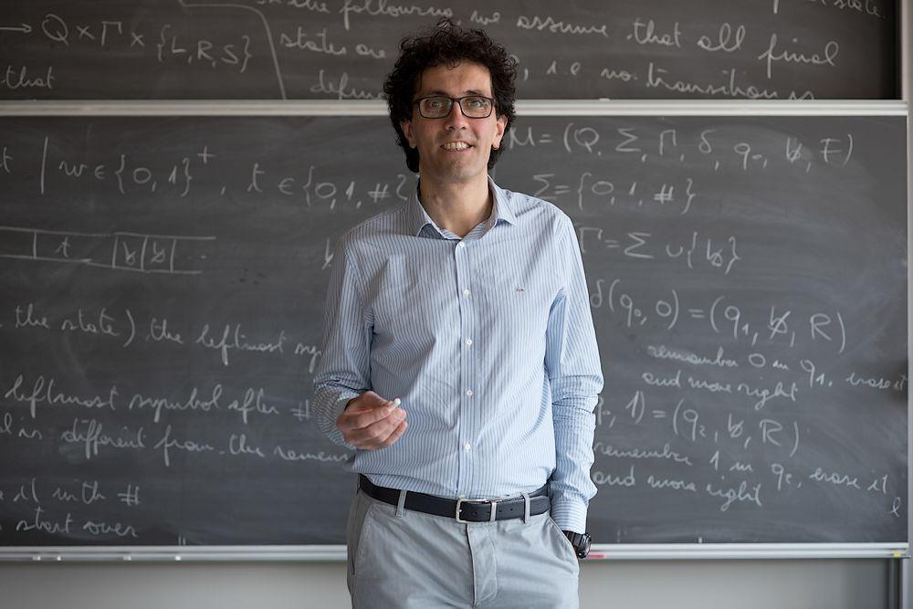 Professor Diego Calvanese