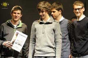 Rocknet Live Award 2012 in Nals 104