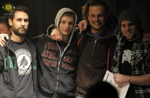 Rocknet Live Award 2012 in Nals 107