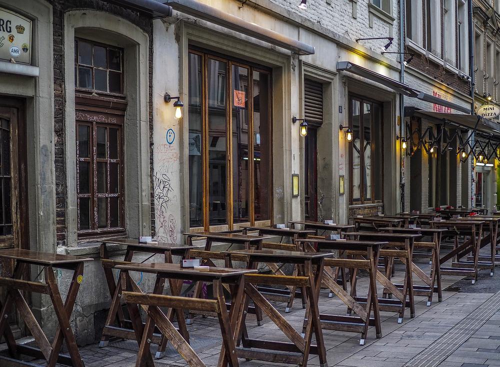 Gasthaus restaurant